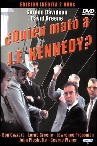 The Trial of Lee Harvey Oswald Poster