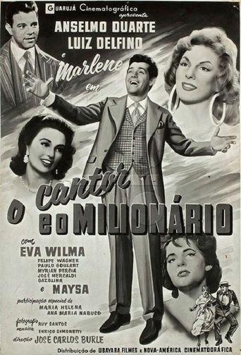 O Cantor e o Milionário Poster