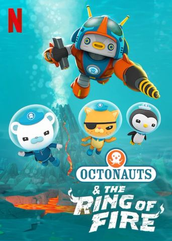 Octonauts: The Ring of Fire Poster