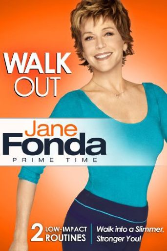 Jane Fonda: Prime Time - Walkout Poster