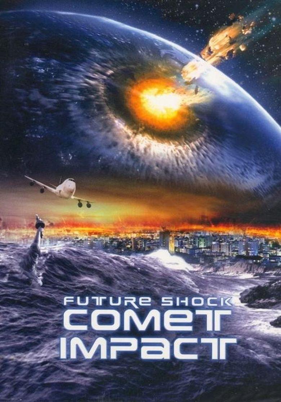 Futureshock: Comet Poster