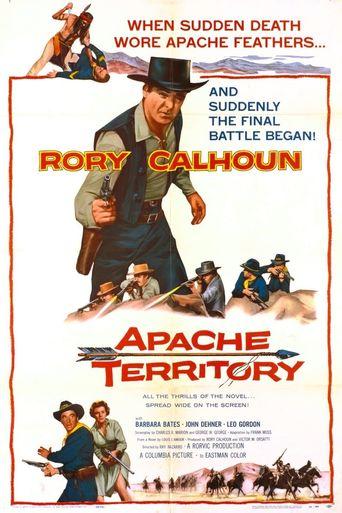 Apache Territory Poster