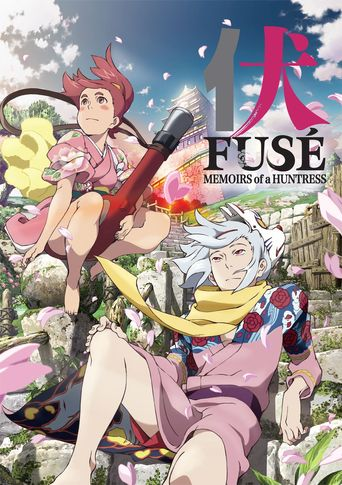 Fuse, Memoirs of the Hunter Girl Poster