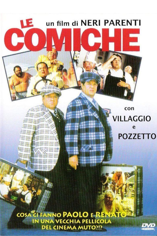 The Comics Poster