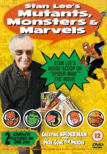 Stan Lee's Mutants, Monsters & Marvels Poster