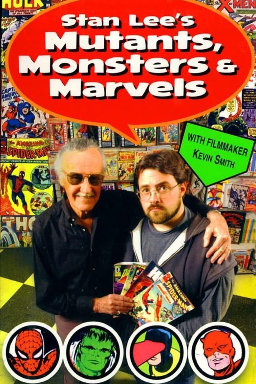 Stan Lee's Mutants, Monsters & Marvels Poster