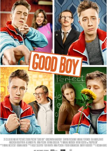The Good Boy Poster