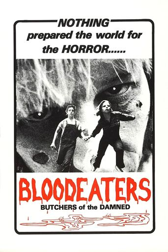 Bloodeaters Poster