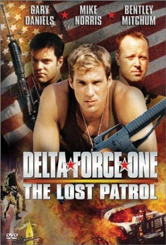 Delta Force One: The Lost Patrol Poster