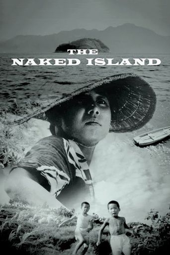 The Naked Island Poster