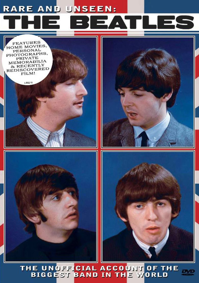 Rare and Unseen: The Beatles Poster