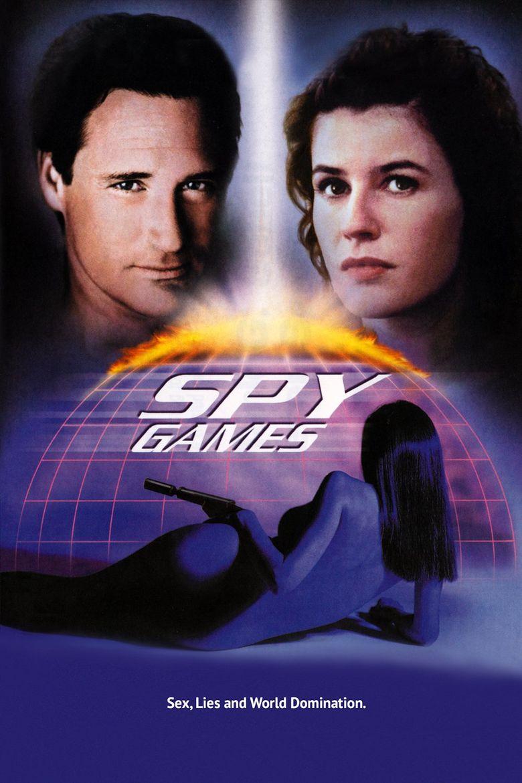 Watch Spy Games