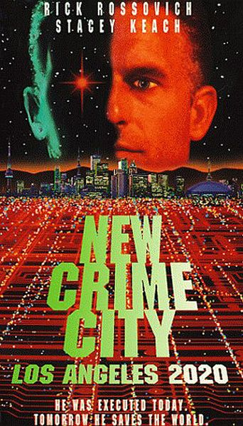 New Crime City Poster