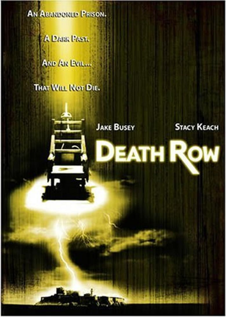 Death Row Poster