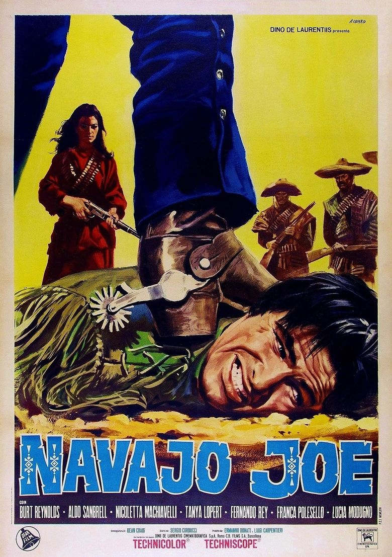 Watch Navajo Joe