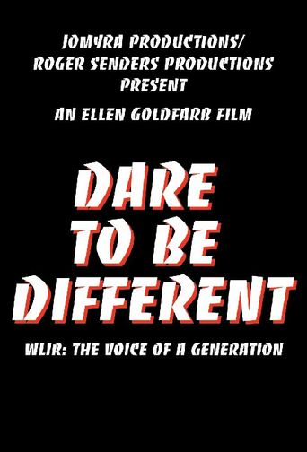 New Wave: Dare to be Different Poster
