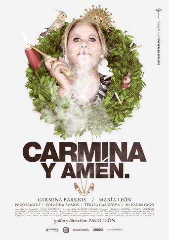 Carmina and Amen Poster