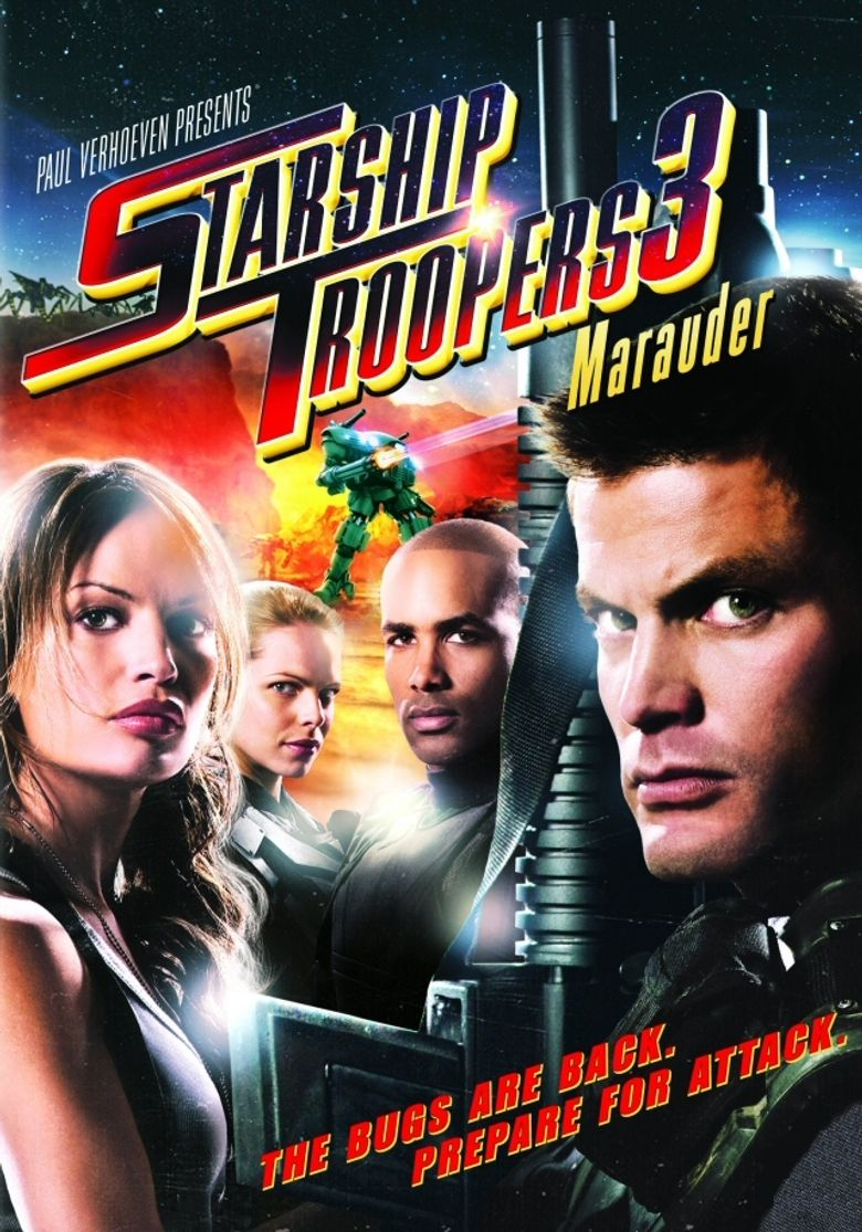 Watch Starship Troopers 3: Marauder