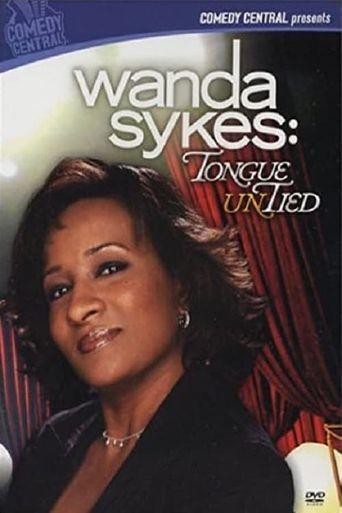 Wanda Sykes: Tongue Untied Poster