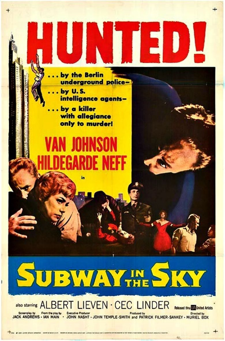 Subway in the Sky Poster
