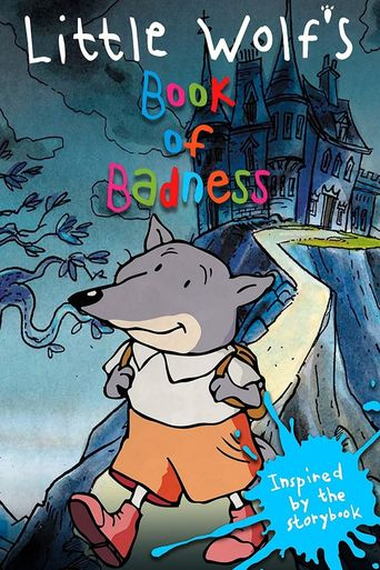 Little Wolf's Book of Badness Poster