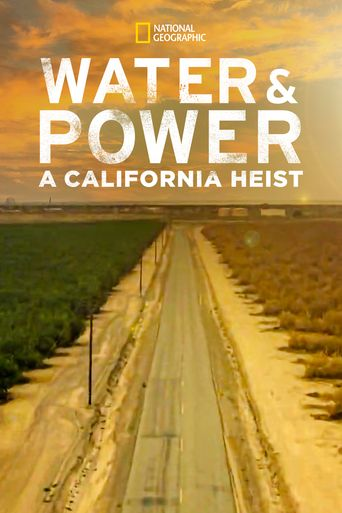 Water & Power: A California Heist Poster
