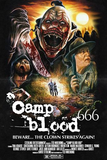 Camp Blood 666 Poster