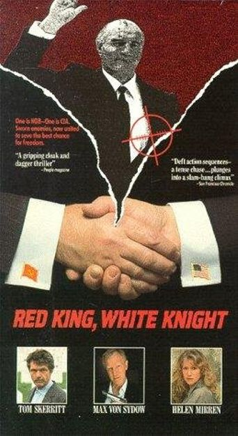 Red King, White Knight Poster