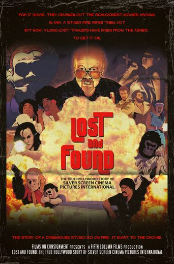 Lost & Found: The True Hollywood Story of Silver Screen Cinema Pictures International Poster