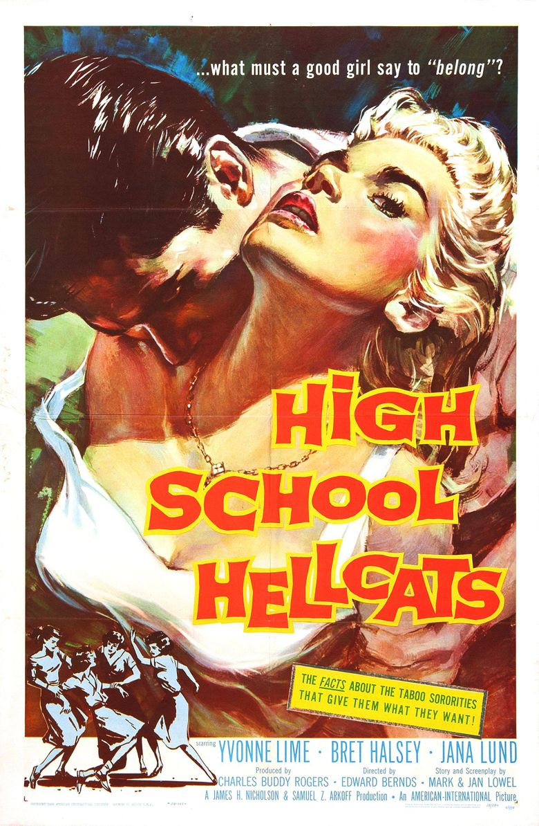 Watch High School Hellcats