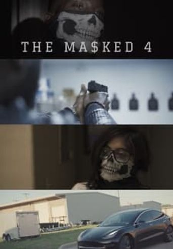 The Masked 4 Poster