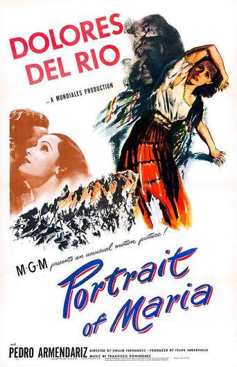 María Candelaria (Xochimilco) Poster