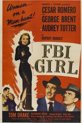 FBI Girl Poster