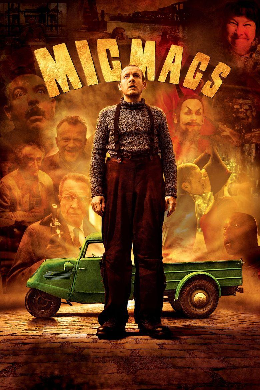 Micmacs Poster