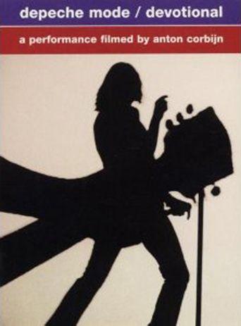 Depeche Mode: Devotional Tour Poster