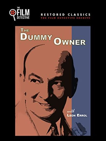 The Dummy Owner Poster