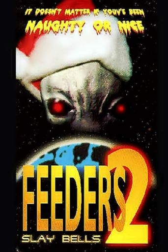 Feeders 2: Slay Bells Poster