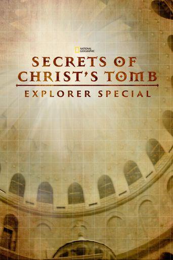 Secrets of Christ's Tomb: Explorer Special Poster
