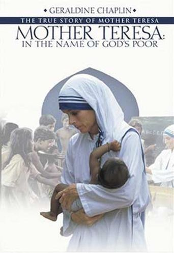 Mother Terese - In the name of God's poor Poster