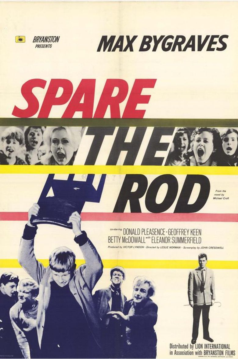 Spare the Rod Poster