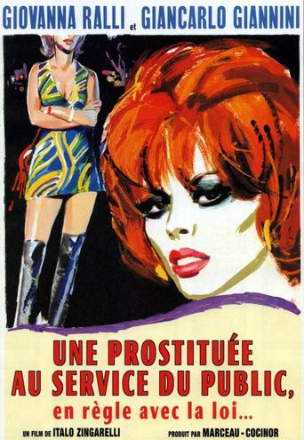 Prostitution Italian Style Poster