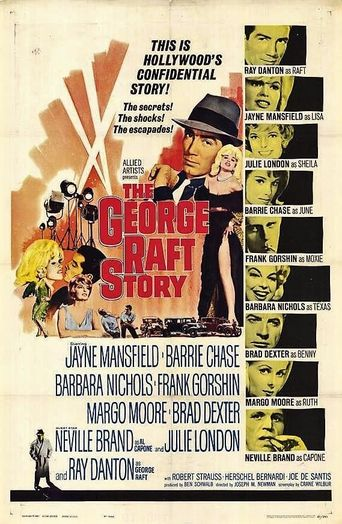 Watch The George Raft Story