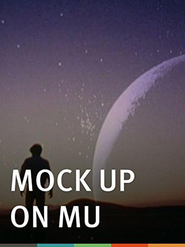 Mock Up on Mu Poster
