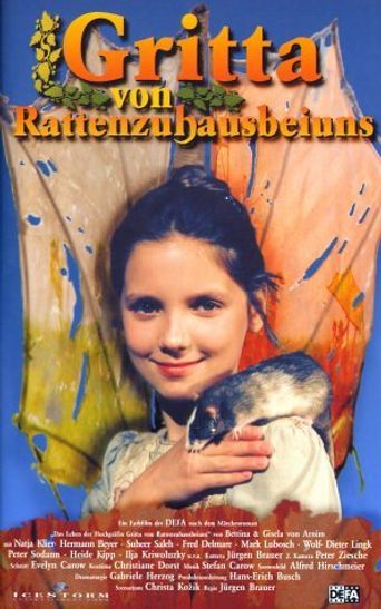 Gritta von Rattenzuhausbeiuns Poster
