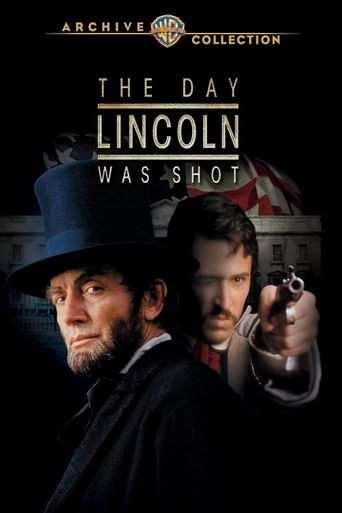 The Day Lincoln Was Shot Poster
