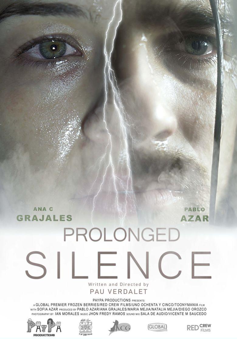 Un silencio prolongado Poster