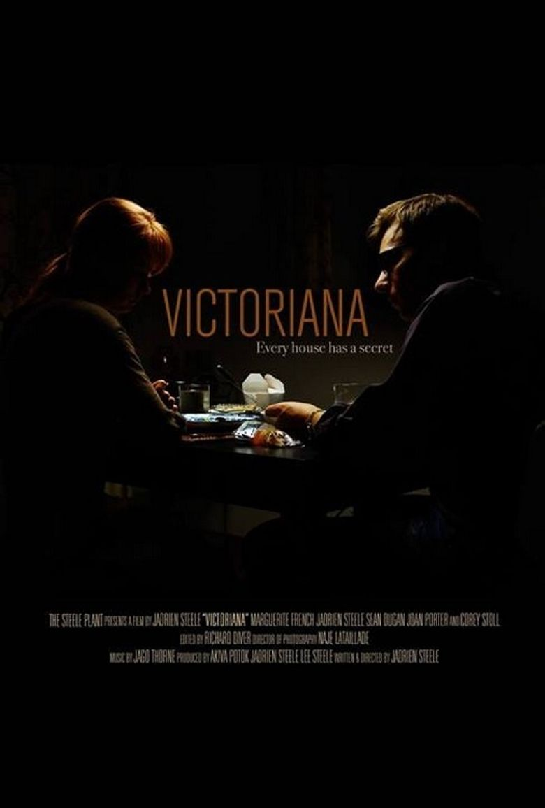 Victoriana Poster