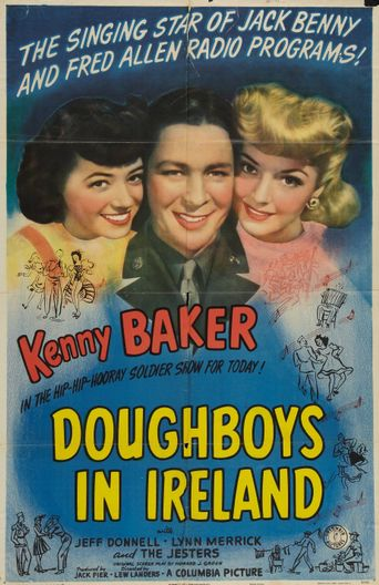 Doughboys in Ireland Poster