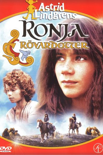 Ronja Robbersdaughter Poster