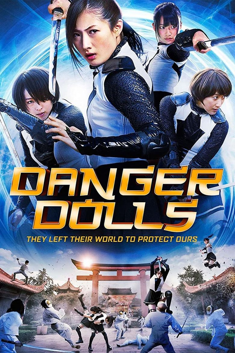 Danger Dolls Poster